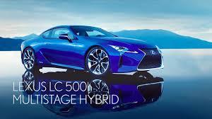 lexus uk ceo video lexus lc 500h multi stage hybrid explained