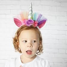 decorative headbands aliexpress buy faroot lovely elastic flower lace unicorn