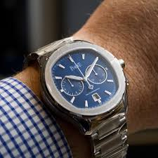 piaget automatic polo s chronograph in steel piaget the jewellery editor