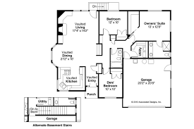 ranch house plans lander 30 225 associated designs