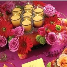 table decorations with candles and flowers table decorations with candles and flowers pearloasis info