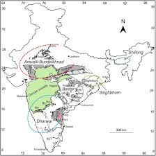 chapter 1 precambrian basins of india stratigraphic and tectonic