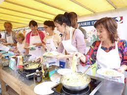 le marché des cours de cuisine cours de cuisine avec la ffca sur le marché de la bourse une