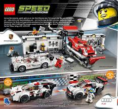 lego audi r8 2017 lego speed champions images brick brains