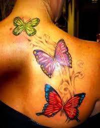 butterfly back tattoos butterfly back tattoos for