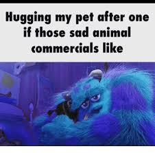 Sad Animal Memes - 25 best memes about sad animal commercials sad animal