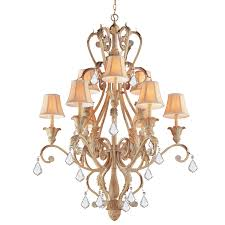 Crystal And Bronze Chandelier Lighting Crystal And Bronze Chandelier Crystorama Chandeliers
