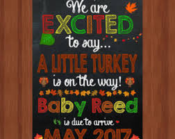 pregnancy announcement thanksgiving maternity thanksgiving