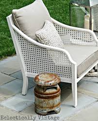 Martha Stewart Patio Furniture by My Eclectic Patio Patios Martha Stewart And Porch