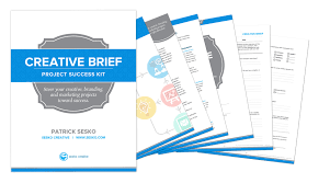 the key components of an effective creative brief sesko creative