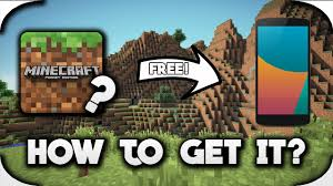 minecraft free for android how to get mcpe for absolutely free on android device 2017