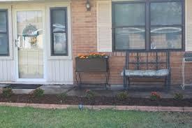 exterior accent colors for orange brick