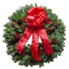live christmas wreaths christmas wreaths fresh christmas wreaths garlands for sale