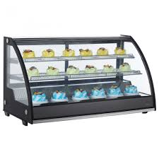 Muffin Display Cabinet Countertop Refrigerated Display Cases And Pastry Displays For