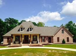 Southwest Style Homes Acadian House Plans Architectural Designs