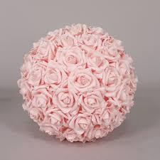 flower balls pink decorative foam flower balls pink foam flower balls flower