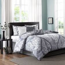 Cannon Comforter Sets Cannon Comforter Set U2013 Grey Medallion My Country House