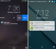 android lock screen notifications lock screen notifications png 600 529 ui