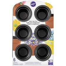 Halloween Cake Pans by Flower Pot Mini Cake Pan Wilton