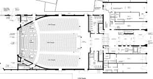 the gardens floor plan the garden theater entertainment projects thomas douglas