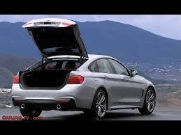 bmw 435i xdrive gran coupe review bmw 4 series gran coupé trunk auto boot opening commercial hd