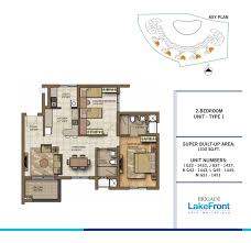 nice floor plans apartments 3 bangalore whitefield lakefront