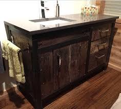 Barn Board Bathroom Dawson Metal Design