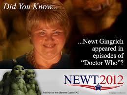 Newt Gingrich Meme - newt gingrich trivia tom pappalardo