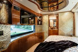 million dollar high tech rv builder millennium luxury coaches