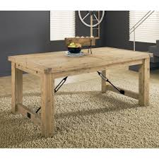 modus autumn solid wood extension table cider hayneedle