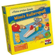 Haba Bad Rodach Haba Meine Ersten Spiele Mimis Kullerspaß 007470 Babymarkt De