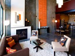 charcoal grey and brown living room centerfieldbar com