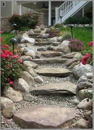 Pictures Of Stone Walkways by How To Enhance Your Yard Through Stone Steps And Pathways