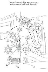 coloring pages disney teens frozen book halloween coloring