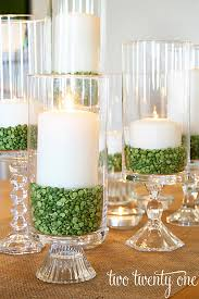 s day table centerpieces beautiful st patricks day decorating ideas photos interior