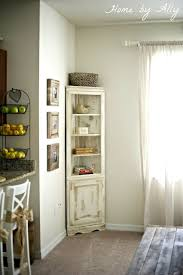 Small Corner Cabinets Dining Room The 25 Best Corner Hutch Ideas On Pinterest Dining Room Corner