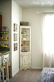 Top  Best Corner Hutch Ideas On Pinterest Dining Room Corner - Hutch for dining room