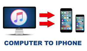 how to transfer music from computer to iphone youtube