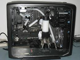 gaming desktops black friday case mod friday corsair 600t water cooled gaming rig computer
