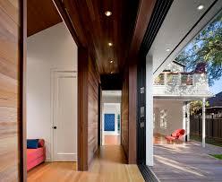 Exterior Pocket Door Exterior Pocket Doors Contemporary With 1st Floor Wood Deck