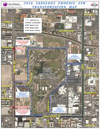 Light Rail Phoenix Map by Phoenix Tempe Traffic And Light Rail Tips For Fourth Of July