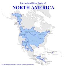 United States Rivers Map by North America River Map Roundtripticket Me