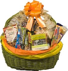 food gift basket healthy get well gift basket