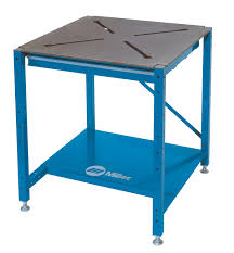 Patio Furniture Leg Caps by Miller Electric Welding Station 29x29 In Dust Tray 5fye0 951168