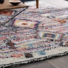 Organic Wool Rug Charm Wool Rug West Elm