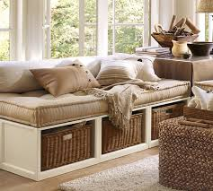 Living Room Daybed Upholstered Daybed Mattress Pottery Barn