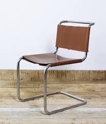 Leather Armchair Ebay Gavina Edition Of Bauhaus Icon Breuer Marcell B33 1927 Cantilever