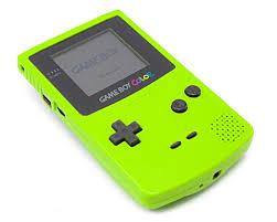 Game Boy Color Kiwi Nintendo Game Boy Color Computer And Video Gameboy Color