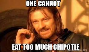 Chipotle Memes - will john henson and kendall marshall eat too much chipotle realgm