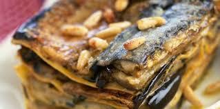 cuisiner les aubergines facile lasagnes aux aubergines facile et pas cher recette sur cuisine